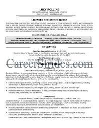 Lpn Sample Resumes by Lvn Resume Sample Good Nursing Resume Examples 61 Lvn Resume