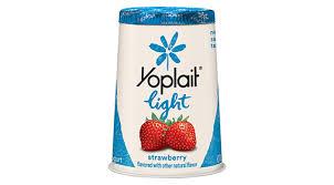yoplait light yogurt ingredients yoplait light yogurt strawberry 6oz general mills convenience and