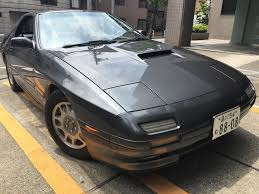 buy mazda car 1990 mazda rx 7 savanna gt limited buy your car for tokyo japan