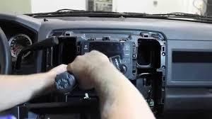 Dodge Ram 4500 - car stereo removal for dodge ram 1500 2500 3500 4500 pickup truck