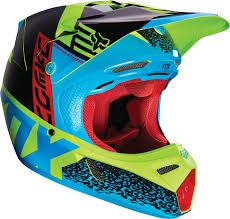 motocross gear sydney clearance sale fox 2016 v3 divizion helmet blue yellow online