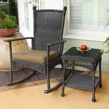 Black Patio Chairs by Outdoor Outdoor Wooden Rocking Chairs Patio Rocking Chairs White