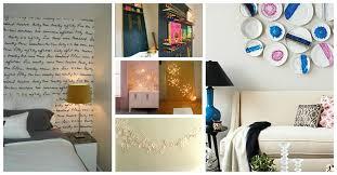 diy room decor easy amp simple wall art ideas youtube inside
