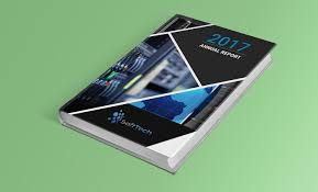 Nsf Cover Sheet annual report cover page design on behance layout inspiration