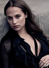 Alicia Vikander Robot Movie by Jennifer Lawrence Will Star As Elizabeth Holmes In A Movie About