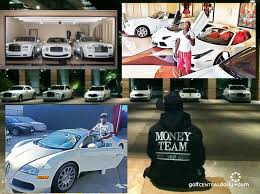 mayweather cars 2016 yes poults has some nice cars but its not a patch on floyd