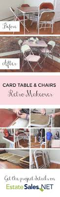 where to buy a card table 26 best card table images on pinterest card table makeover card