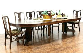 dining table craftsman style dining tables solid wood intended