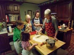innsights into lancaster county making christmas cookies with our