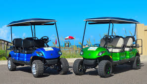 south padre golf cart kayak and paddleboard rentals spi activities