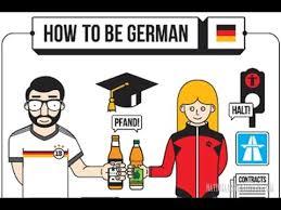 culture awareness make me a german documentary