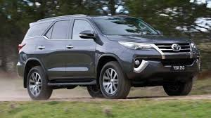 toyota official all new toyota fortuner goes official