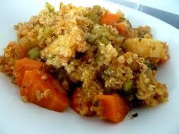 recette de cuisine 2 quinoa aux 2 céleris et carottes recette de cuisine alcaline