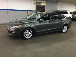 lexus englewood nj used 2016 ford fusion se for sale in englewood nj vin