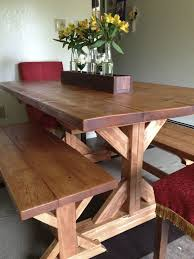x farmhouse table fpudining