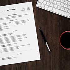 how to write your first resume resume livecareer