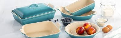 baking dishes le creuset