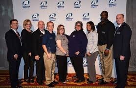 advanced disposal corporate office advanced disposal honors top employees at annual employee of the
