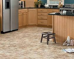 creative of types of flooring for kitchen with types of flooring
