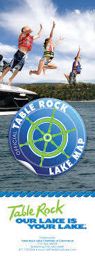 table rock lake map table rock lake chamber of commerce dl media