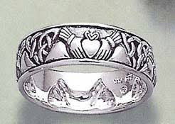 celtic rings celtic rings with claddagh