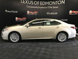 lexus ls executive package new 2017 lexus es 350 executive package 4 door car in edmonton