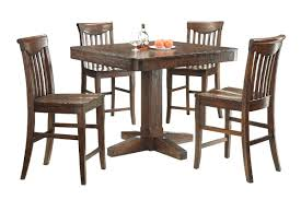 7 Piece Counter Height Dining Room Sets Stuman Counter Height Dining Room Table And Barstools Set Of 5