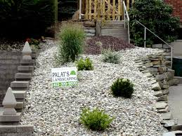 Ideas For Retaining Walls Garden by Landscape Rock Landscaping Ideas Diy Hardscape Building