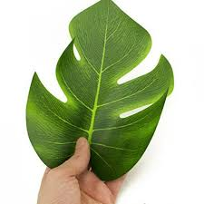Artificial Plant Decoration Home Online Shop Artificial Turtle Bamboo Leaves Palm Leaves Artificial