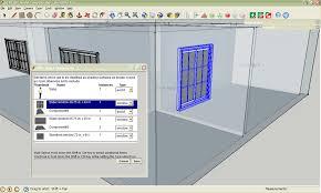 sketchup ve select components jpg