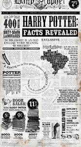 278 best infographics images on pinterest personal development harry potter infographic design obviously one of my favorite things ever