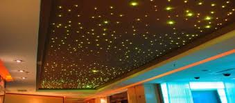 une id礬e lumineuse pour 礬gayer vos plafonds avec de la fibre