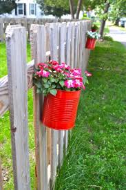 8 amazing hometalk ideas to fancy up your fence networx