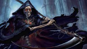 spooky wallpapers dark spooky wallpaper background 1920 x 1080 dark grim reaper horror skeletons skull creepy f wallpaper at dark