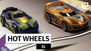 real barbie cars wheels ai is the love child of slot cars and roomba