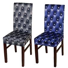popular cushion chair covers buy cheap cushion chair covers lots chair cover dining room chair cushion covers conjoined stretchable cover for home office hotel banquet chair