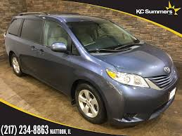 used toyota used toyota sienna for sale in champaign il edmunds