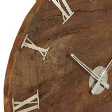 ardles wooden clock oka