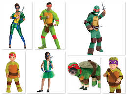 Ninja Turtle Halloween Costume Girls Mommy Daddy U0026 Matching Family Costumes Halloween Dress
