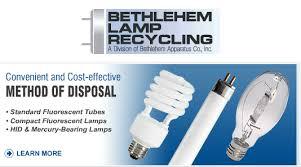 fluorescent l disposal cost bethlehem l recycling bethlehem pennsylvania pa 18017
