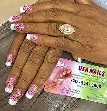 usa nails loganville home facebook