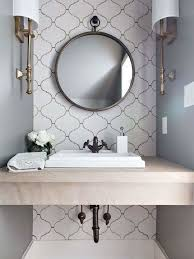 Bathroom Tiles Birmingham All Time Favorite Cement Tile Powder Room Ideas U0026 Remodeling