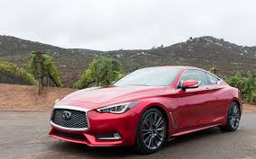 lexus rc vs q60 2017 infiniti q60 red sport a sport coupe made for real people