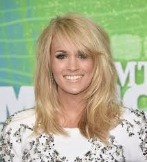 carrie underwood u0027s new shag haircut is the next big hair trend