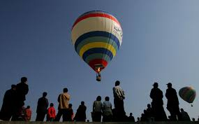 uber launches air balloon service in china