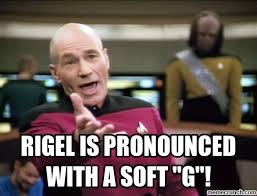 Meme Pronounced - is pronounced with a soft g