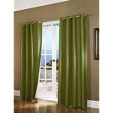 Curtains With Green Green Curtains For Living Room
