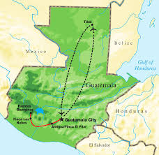 america map guatemala no central america birding tours program with field guides an