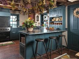 cuisine bleu petrole une cuisine en bleu inspirée par la mer cuisine accueillante bleu