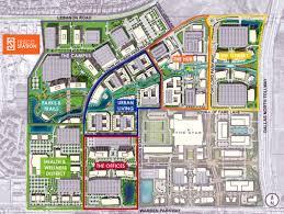 Frisco Texas Map Dallas Cowboys Add Condo Tower To The Star In Frisco Virtual